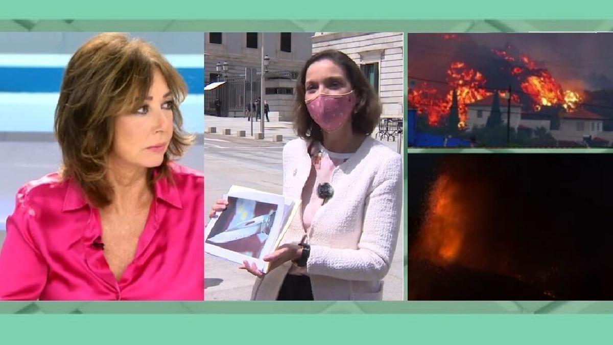 Ana Rosa Quintana critica a Reyes Maroto