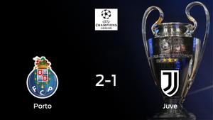 El Porto se pone por delante por 2-1 en la eliminatoria frente a la Juventus