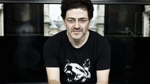 El actor, autor y director Wajdi Mouawad.