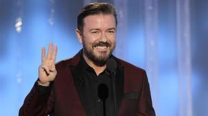 Ricky Gervais: el presentador 'torracollons'