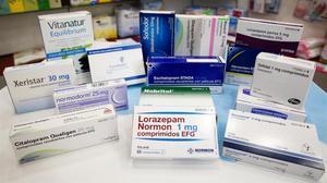 L'alt consum d'antidepressius i tranquil·litzants es consolida a Espanya