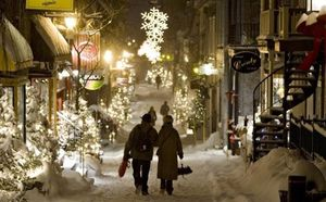 La calle de Petit-Champlain, en Québec, en una foto de archivo.