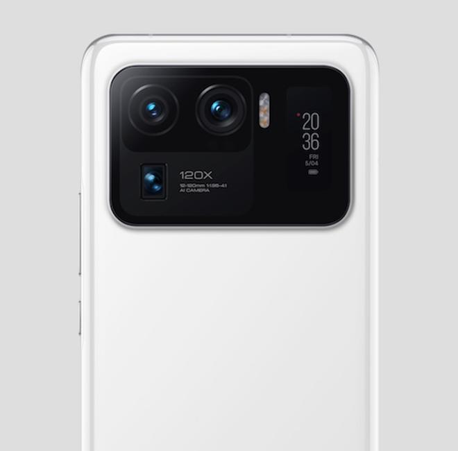 Así son los Xiaomi Mi 11 Ultra y Mi 11i, precio y características