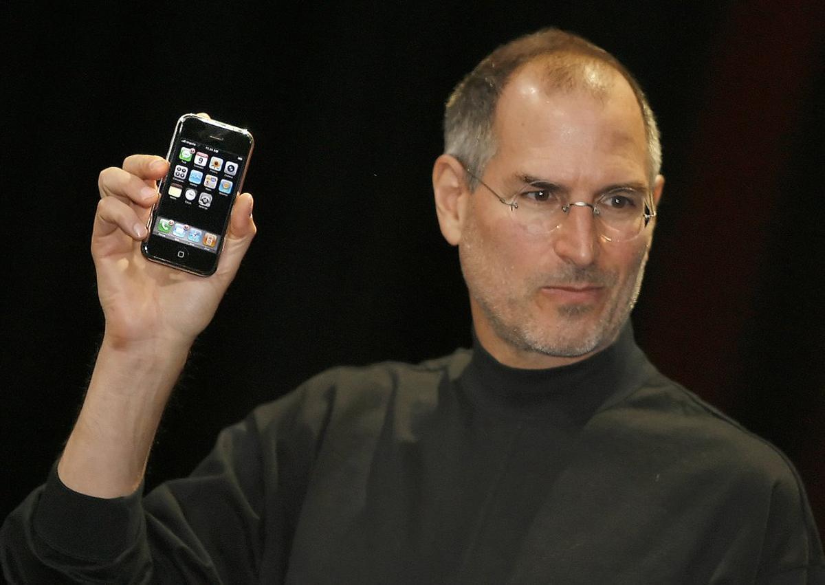 Steve Jobs fue uno de los primeros que se anticipó al cambio tecnológico que ahora vivimos, creando productos de una manera totalmente disruptiva.