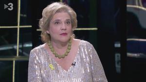 Pilar Rahola, en TV-3.
