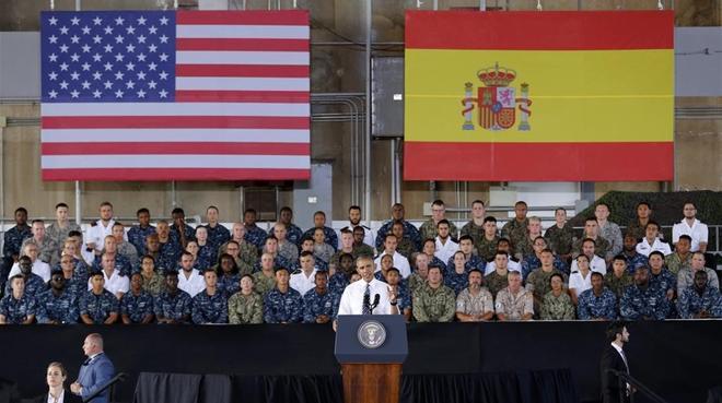 Visita de Barack Obama a Espanya