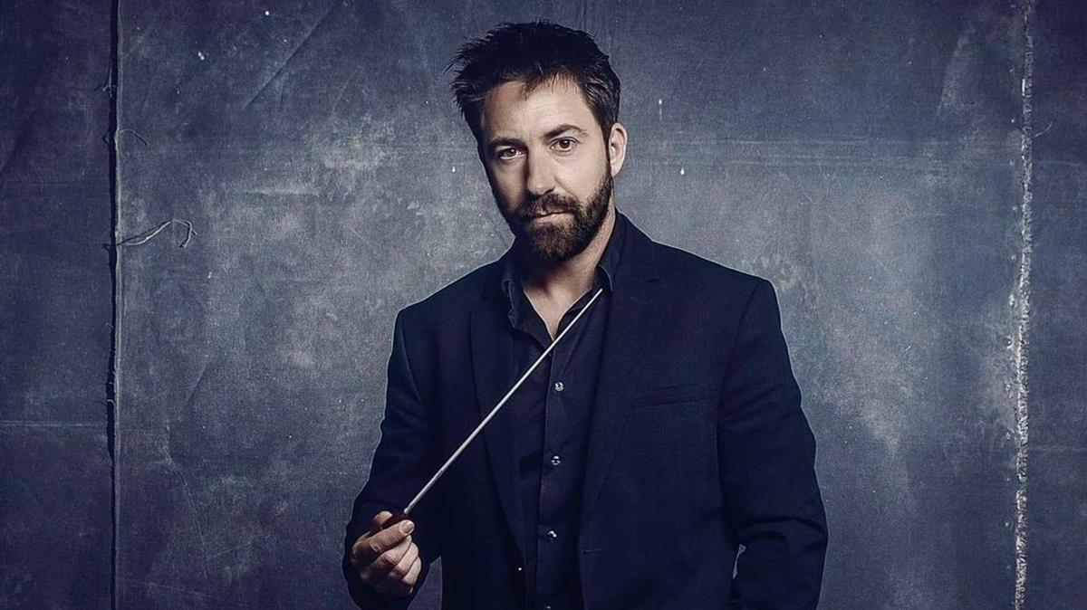 El compositor y director Marc Timón.