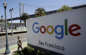 Las oficinas de Google en San Francisco, California.