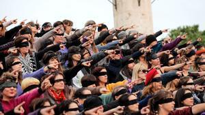 Més de 600.000 atacs contra dones a Espanya en cinc anys