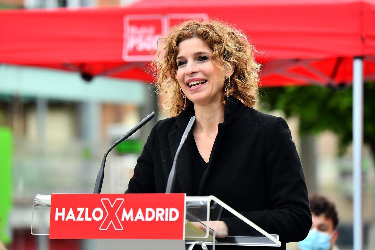 Hana Jalloul, la substituta interina de Gabilondo a l'Assemblea de Madrid