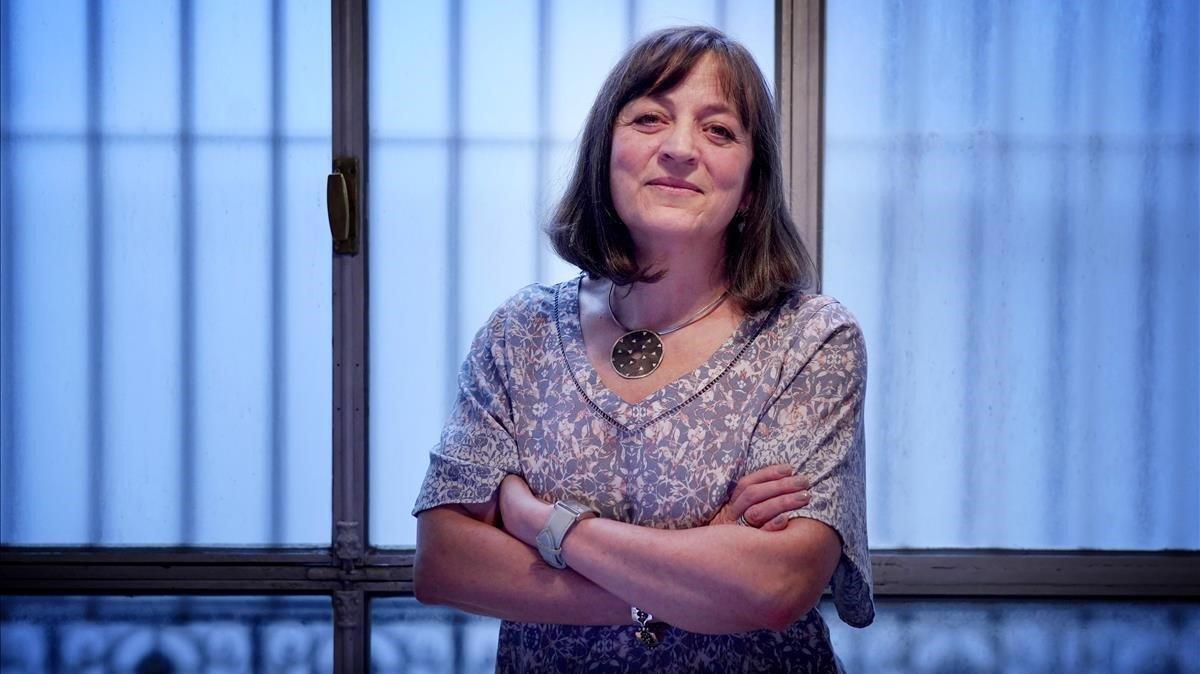 Kathryn Mannix, autora del libro 'Cuando el final se acerca'.