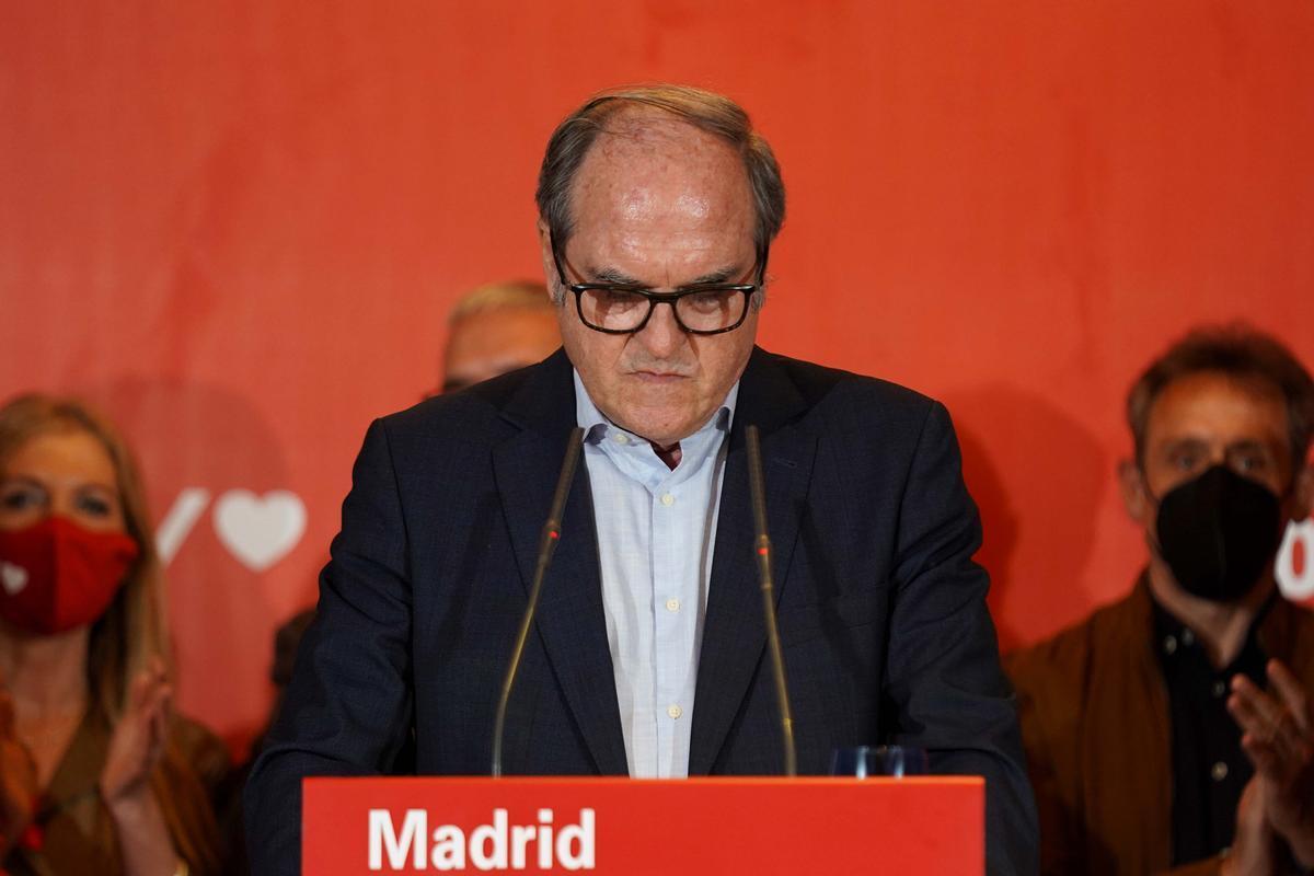 Ángel Gabilondo ingressa en un hospital de Madrid per una arrítmia cardíaca