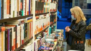 Imagen de Librería Cartabón, en Vigo.