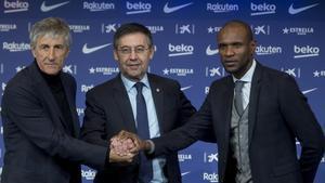 Reconstrucció de les hores frenètiques al Barça