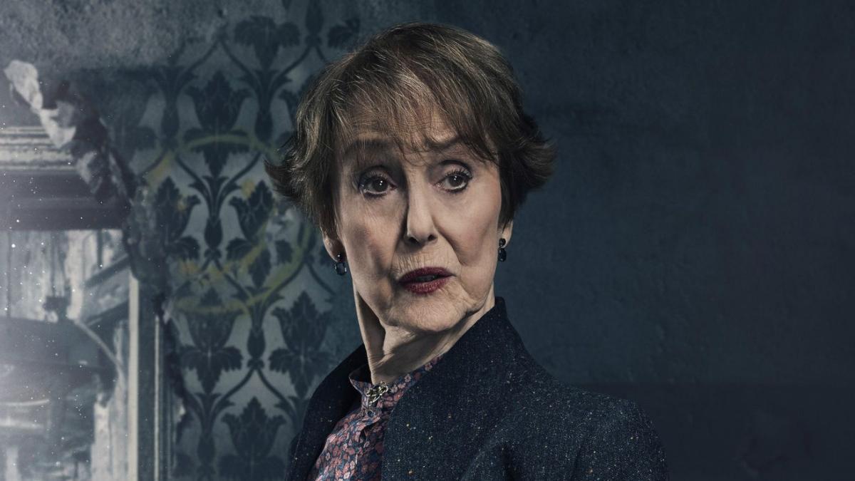 Muere Una Stubbs, la señora Hudson de 'Sherlock'