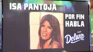 Avance de la entrevista de Isa Patoja en 'Sábado Deluxe'.