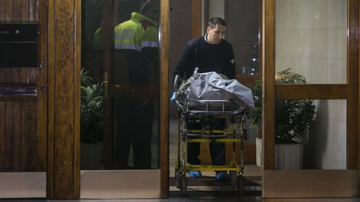 Encuentran muertos al periodista Alfons Quintá y a su mujer en su domicilio en Barcelona