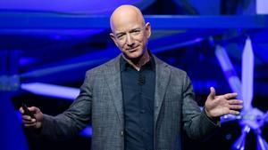 Jeff Bezos anirà a l'espai en el primer vol tripulat de Blue Origin el pròxim 20 de juliol