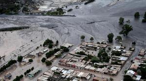 Las lluvias intensas en Salta (Argentina) han obligado a suspender la etapa de hoy del Dakar.