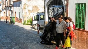 Un hombre mata a su mujer a tiros en Aznalcóllar (Sevilla) y se suicida.