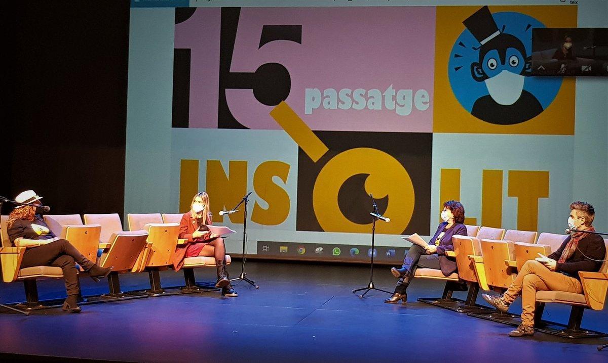 Les arts del firaire tornen a Santa Coloma en l'edició «més insòlita» de Passatge Insòlit