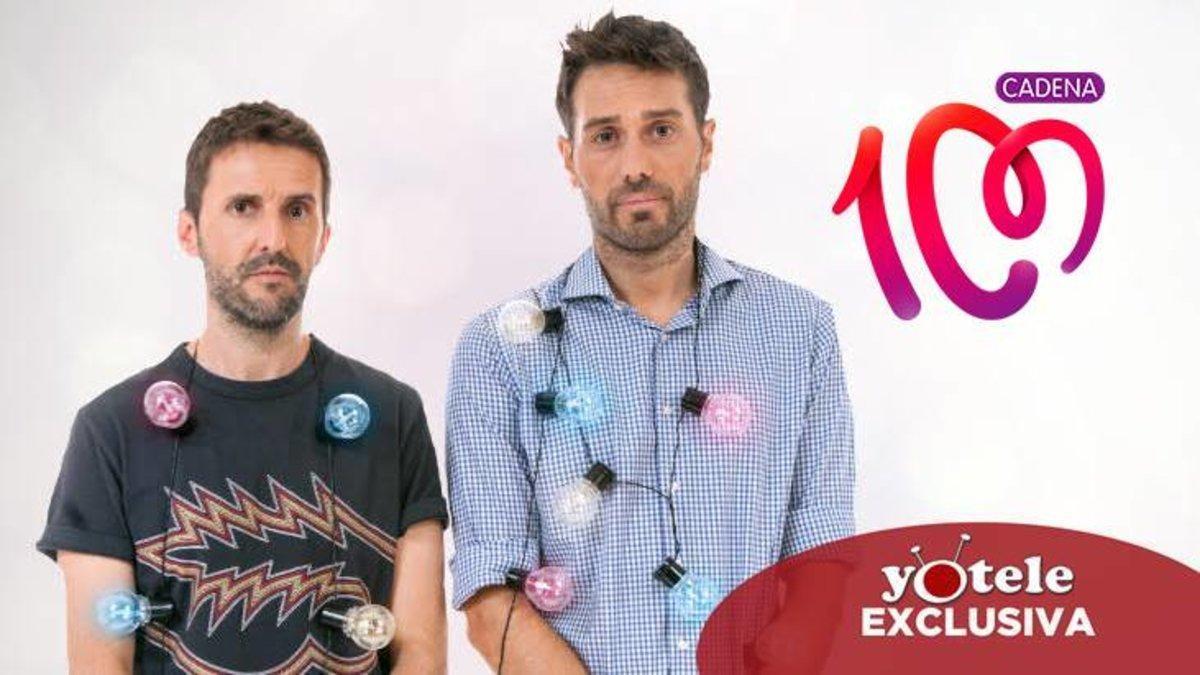 Dani Martínez y Julián López abandonan Cadena 100 mes y medio después de estrenar 'La verbena'