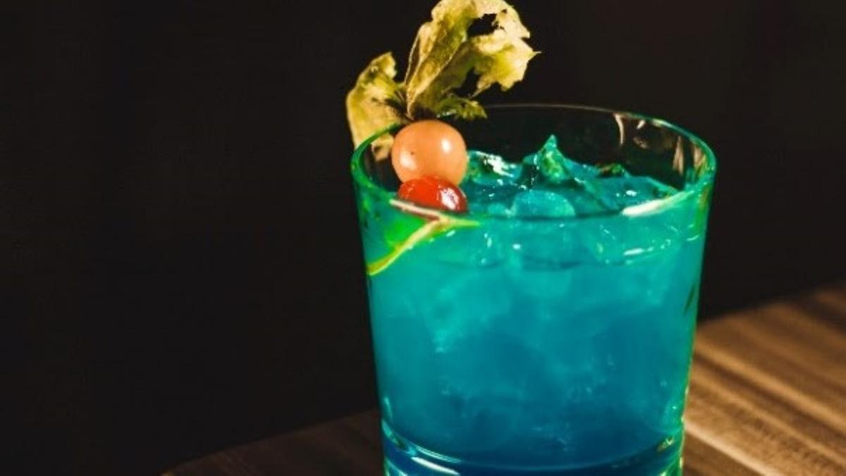 Pandora, cóctel del barman Sergio Alba.