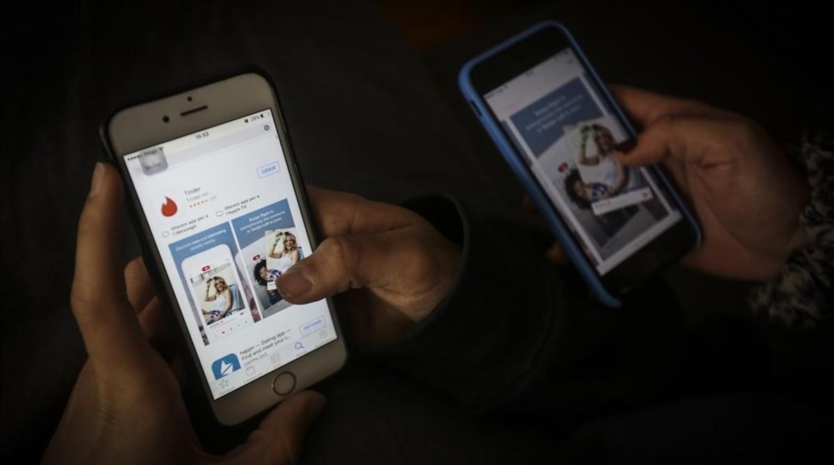 'Dear ciberlover', Tinder t'està espiant