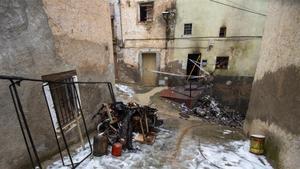 Un hombre ha muerto en el interior de su casa en Garcia en la Ribera d'Ebre