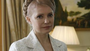 Yulia Timoshenko, en una imagen dearchivo.