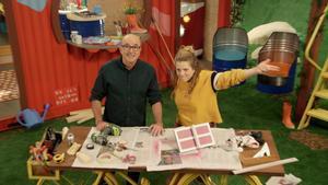 Rafel Vives y Juliana Canet, en 'Món maker'.