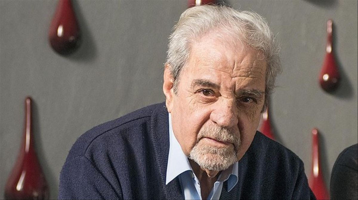 El escritor Juan Marsé