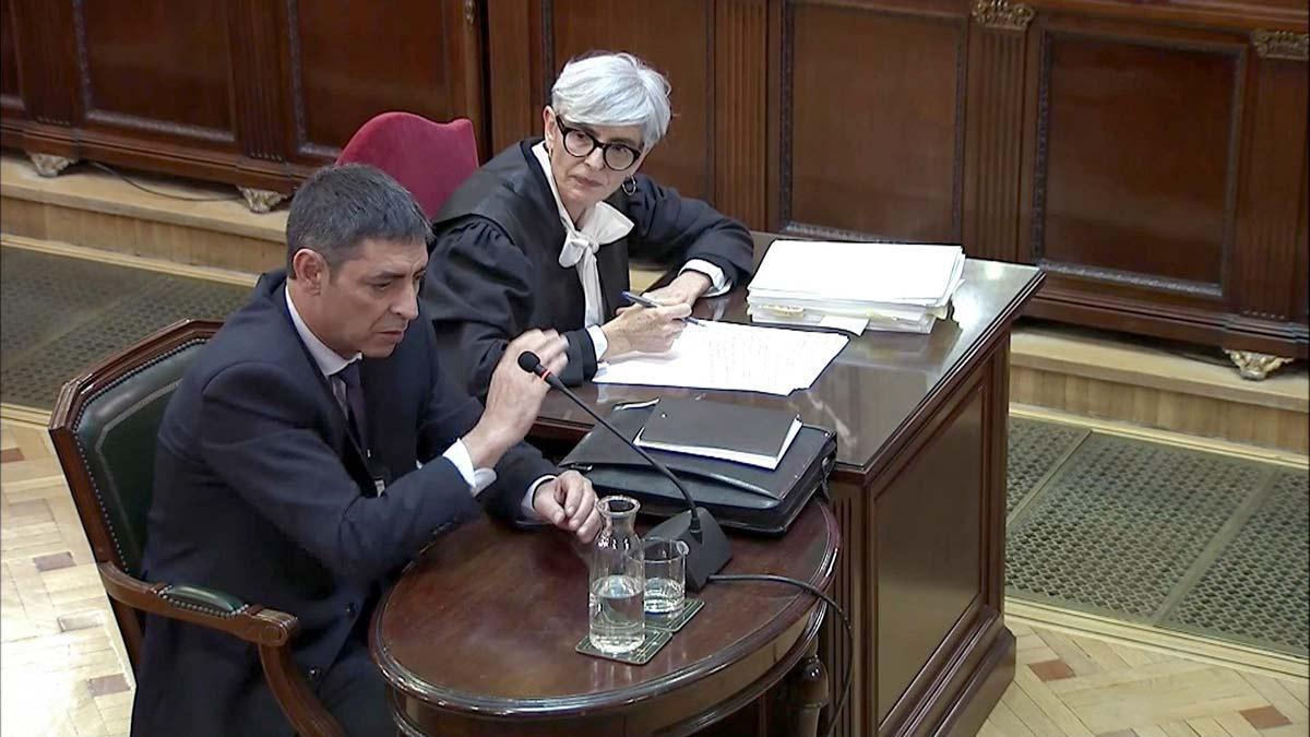 Trapero: Los Mossos estábamos preparados para detener a Puigdemont y a los 'exconsellers'.