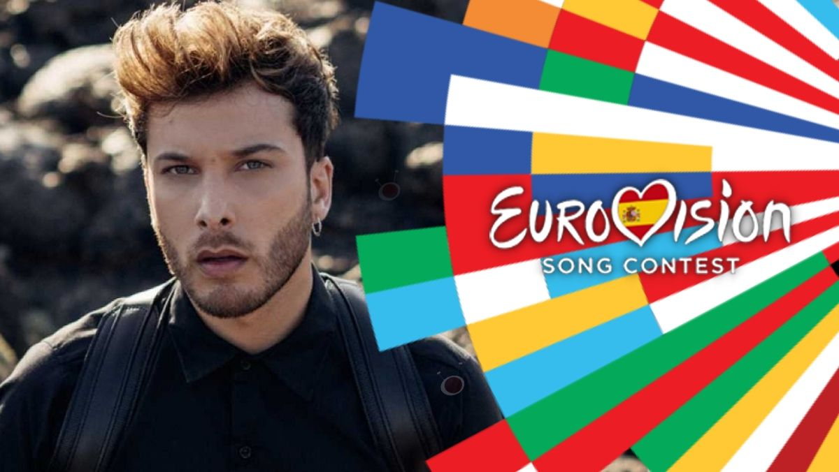Blas Cantó, representante de España en Eurovisión 2021