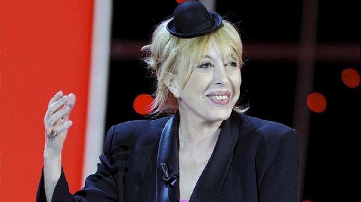 Rosa Maria Sardà recibió la medalla de oro de la Academia del Cine en el 2010.