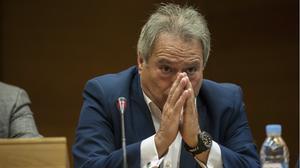 Rus asegura que él denunció al 'yonki del dinero' antes que nadie.