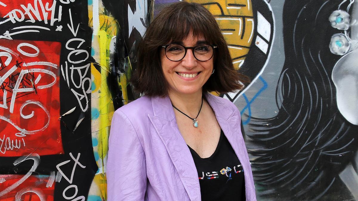 La directora catalana Judith Colell
