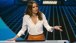 La presentadora Eva González.