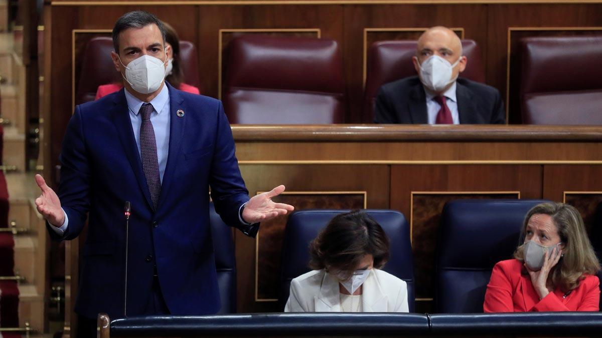 El presidente del Gobierno, Pedro Sánchez, el pasado 19 de mayo.