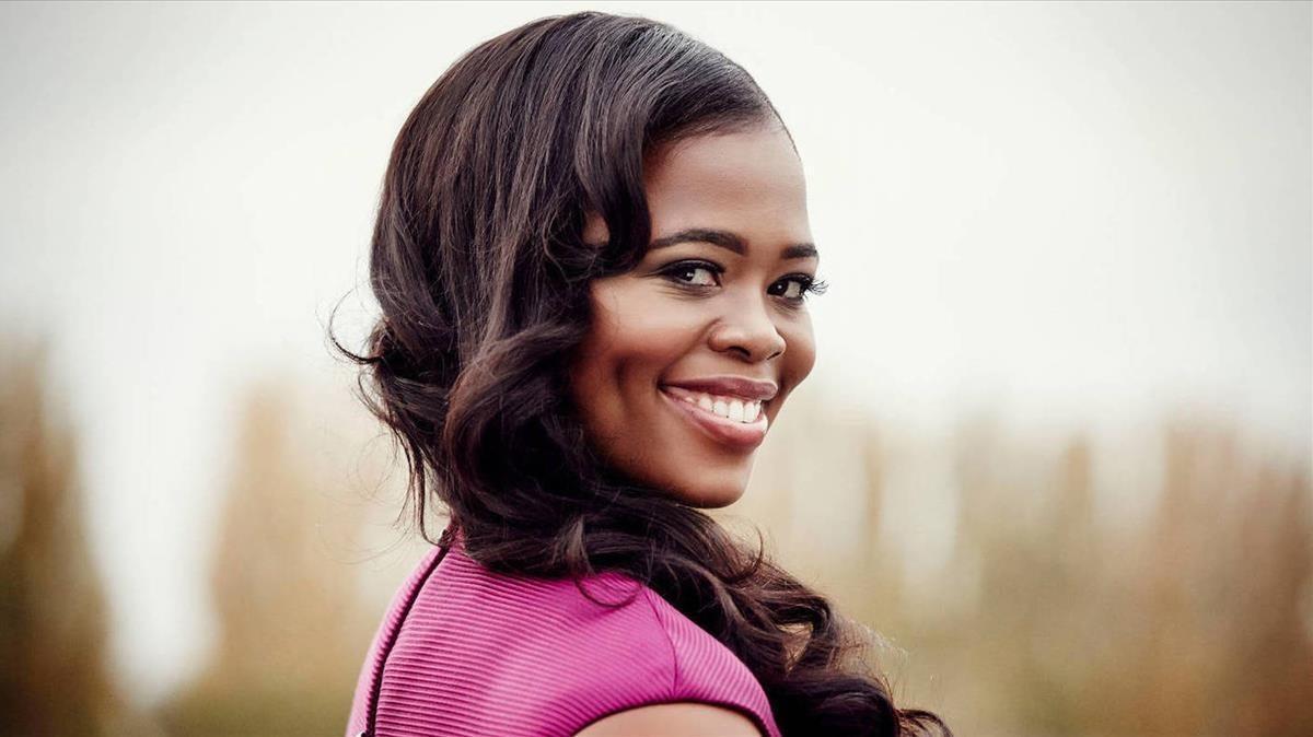 Pretty Yende, en una imagen promocional.