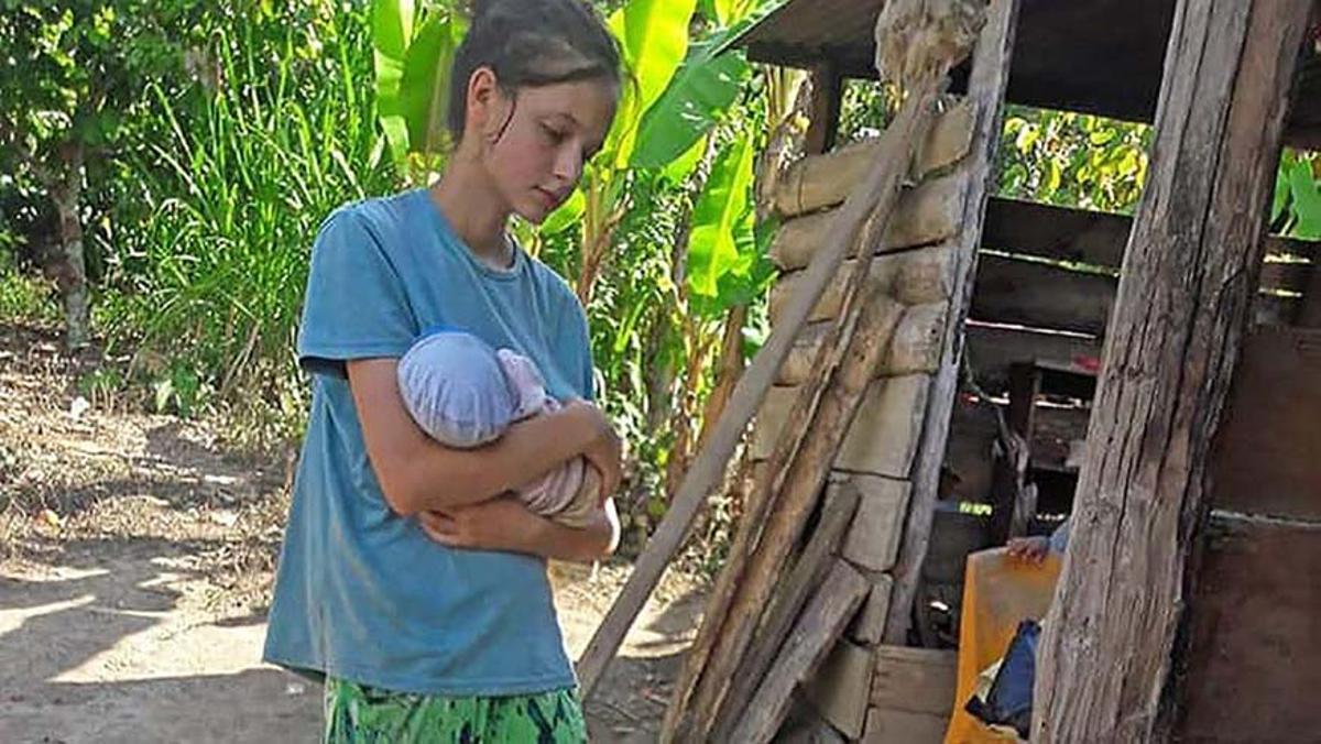 El padre de la española Patricia Aguilar rescata a su hija de una secta en Perú