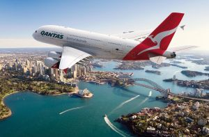 19/09/2011 Avión De Qantas