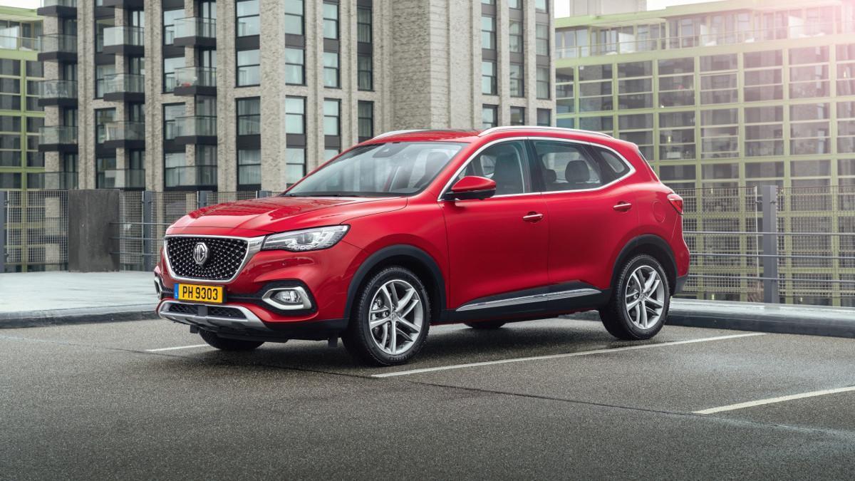 MG EHS: llega a España el SUV híbrido enchufable con la mejor relación calidad precio