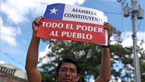 Els xilens a l'estranger denuncien el veto a la seva participació en l'elecció de la Convenció Constituent