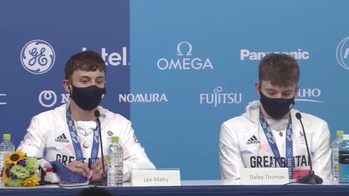 Tom Daley: «Soc gai i soc campió olímpic»