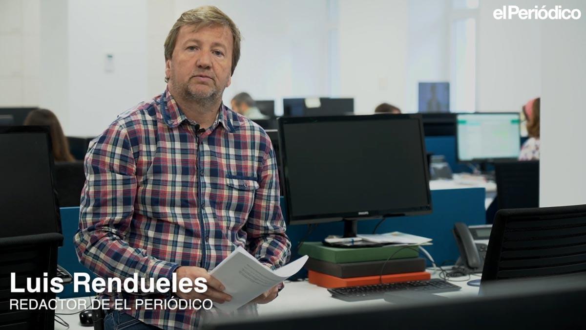 VÍdeoblog de Luís Rendueles. Así se gestó la investigación de los Mossos sobre el 'premier' búlgaro.