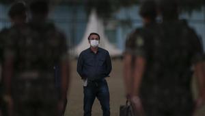 Els militars brasilers copen el Govern