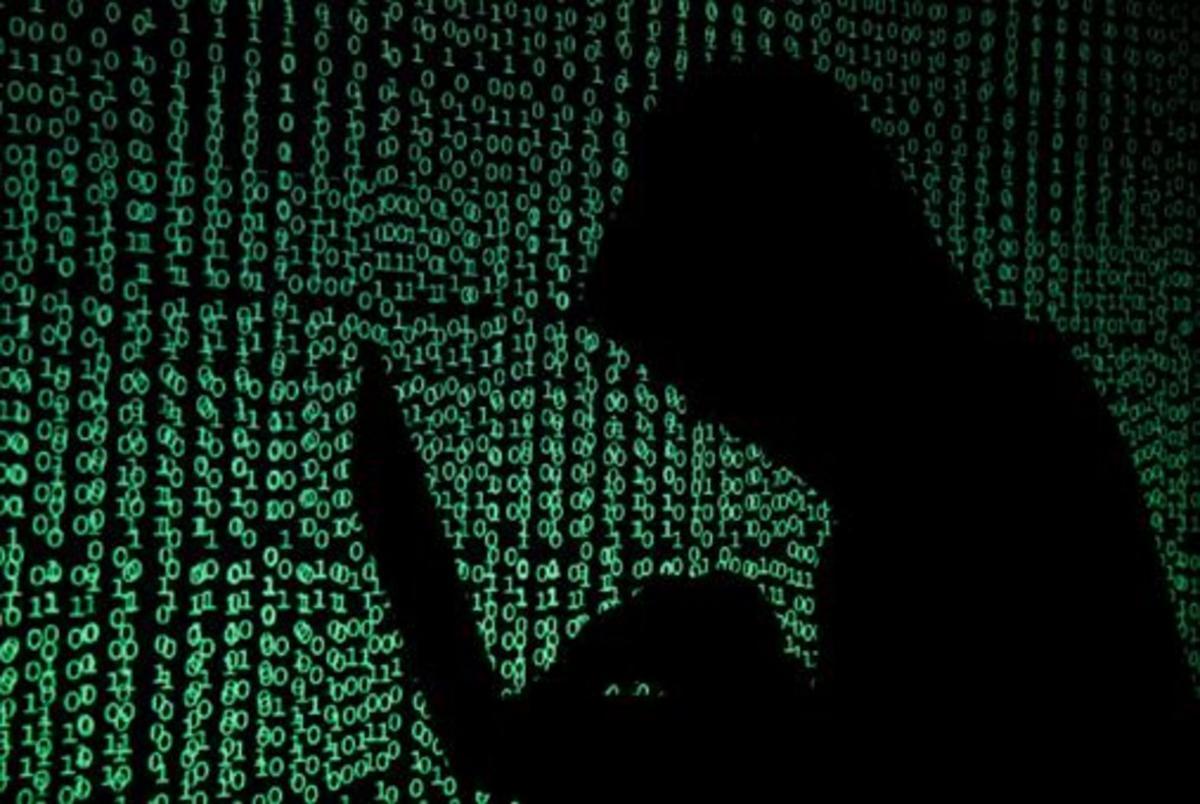 Simulación de la actividad de un 'hacker'.