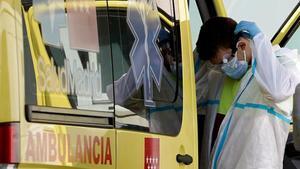 L'absència de tests i rastrejos oculta els contagis de coronavirus a les ambulàncies
