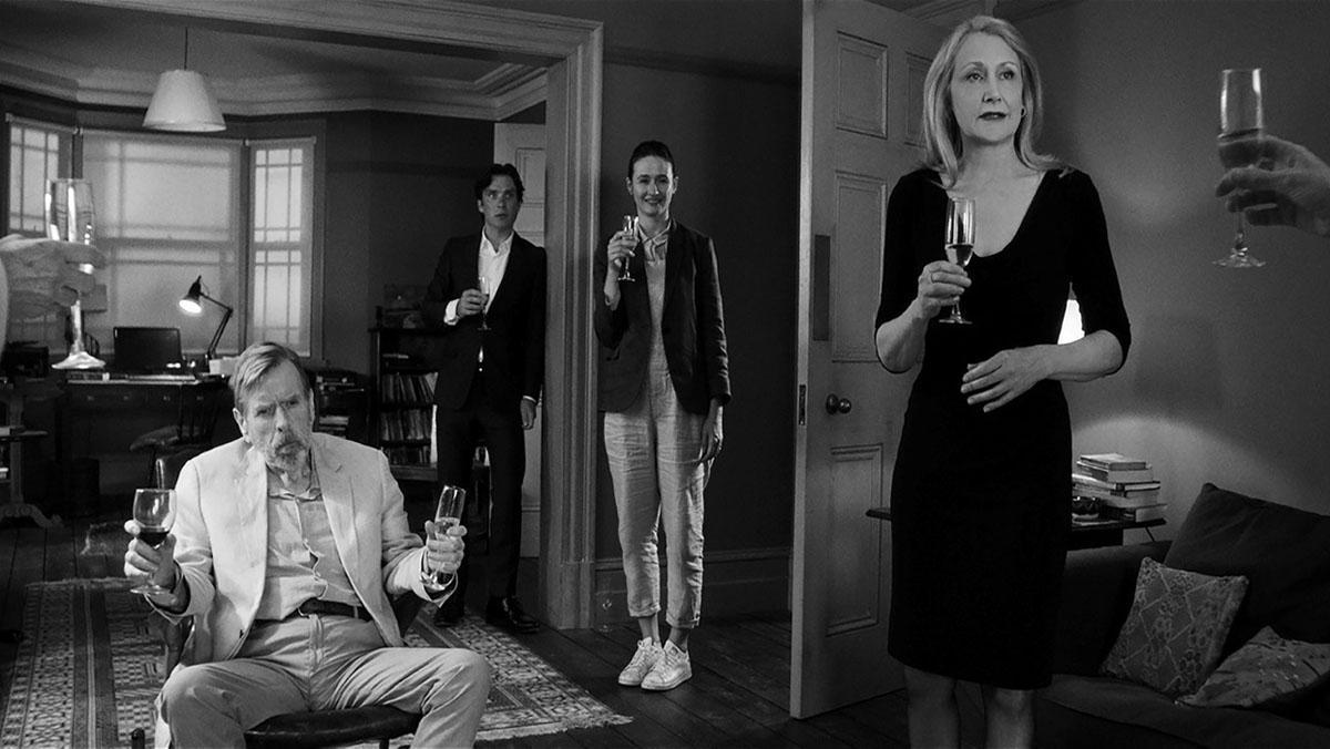 Tráiler de 'The party ' (2017)